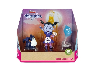 Vampirina: Demi, Wolfie és Vampirina figurák