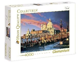 Velence 4000 db-os puzzle