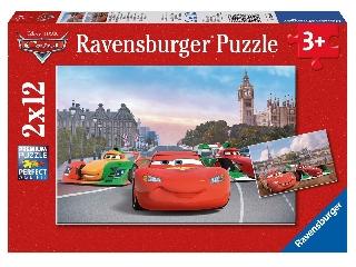 Verdák - 2 x 12 db-os puzzle