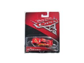 Verdák 3 karakter kisautó - Rust-Eze Lightning McQueen