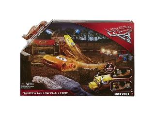 Verdák 3 - Villámvölgy kihívás játékszett - Thunder hollow challenge