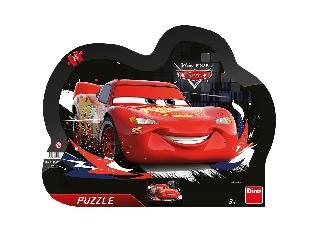 Verdák 3 McQueen 25 darabos puzzle