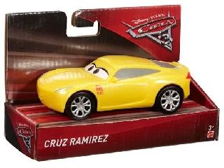 Verdák 3 nagyméretű autók - Cruz Ramirez