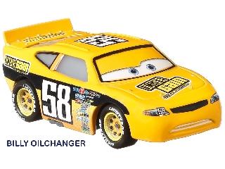 Verdák karakter kisautó Billy Oilchanger