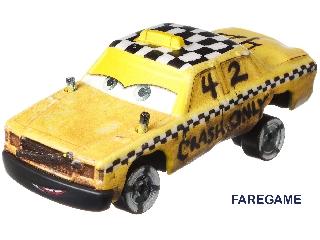 Verdák karakter kisautó Faregame
