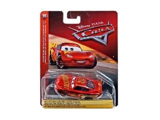 Verdák karakter kisautó -Rust-Eze Racing Lightning McQueen