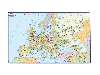 Victoria - Könyökalátét: Európa közigazgatása