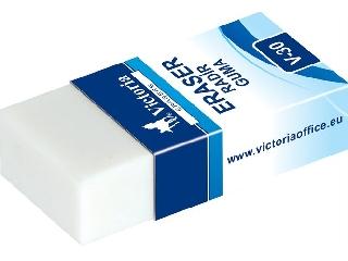 Victoria - radír papírtokkal
