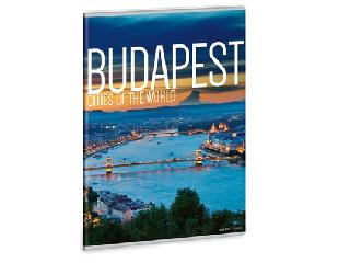 Világ városai - Budapest Duna - A/4 vonalas