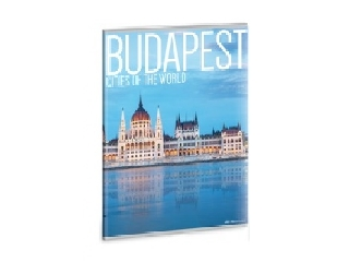 Világ városai - Budapest Országház - A/4 vonalas