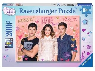 Violetta 200 darabos puzzle