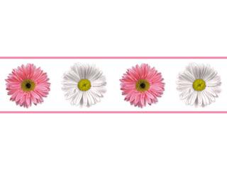 Virágok - bordűr