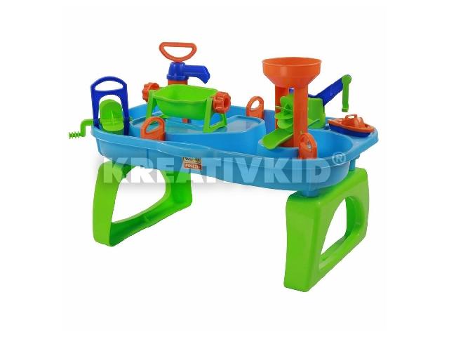 Vízi móka játékasztal - kétféle