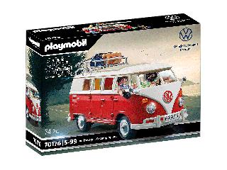 Volkswagen T1 kempingbusz