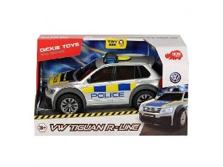 Volkswagen Tiguan nemzetközi rendőrautó fénnyel és hanggal