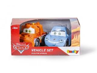 Smoby Verdák jármű szett Matuka & Sally