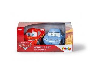 Smoby Verdák jármű szett Villám & Sally