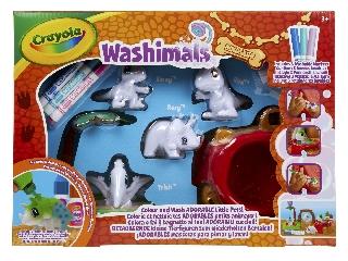 Washimals Dinósziget játékszet