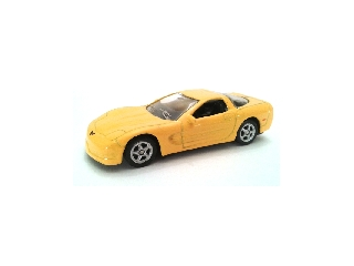 Welly Chevrolet Corvette 1999 kisautó, 1:60-64