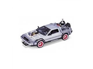 Welly DeLorean Vissza a jövőbe III. kisautó, 1:24