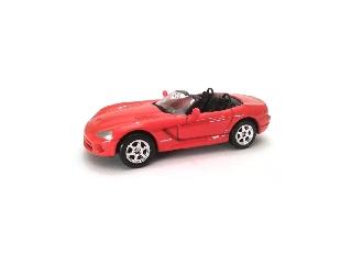 Welly Dodge Viper SRT-10 2003 kisautó, 1:60-64