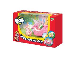 WOW - Amy, a motoros