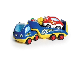Wow - Rocco nagy autóversenye