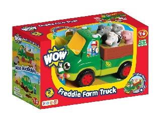 WOW - Freddy, az állatszállító