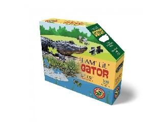 Wow, Puzzle junior 100 db - Aligator