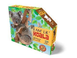 Wow, Puzzle junior 100 db - Koala