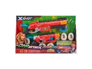 Xshot Dino attack - combo pack (2 fegyver)