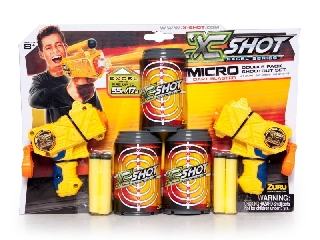 XShot Dupla mini pisztoly célpontdobozokkal