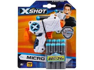 X-Shot Micro szivacslövő pisztoly