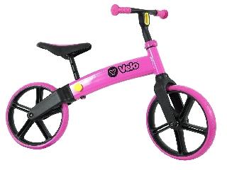 Y Velo Balance Bike pink