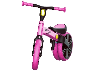 Y Velo Junior Balance Bike pink