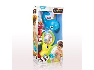 Yookidoo fürdőjáték-bálnás zuhanyállomás