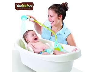 Yookidoo fürdőjáték elefánt bébi zuhany