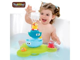 Yookidoo fürdőjáték-torony szökőkút