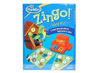 Zingo - Hány óra? társasjáték