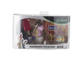 Zootropolis - Állati Nagy Balhé, Redwood készlet