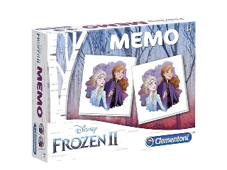 Zseb memória játék - Jégvarázs 2